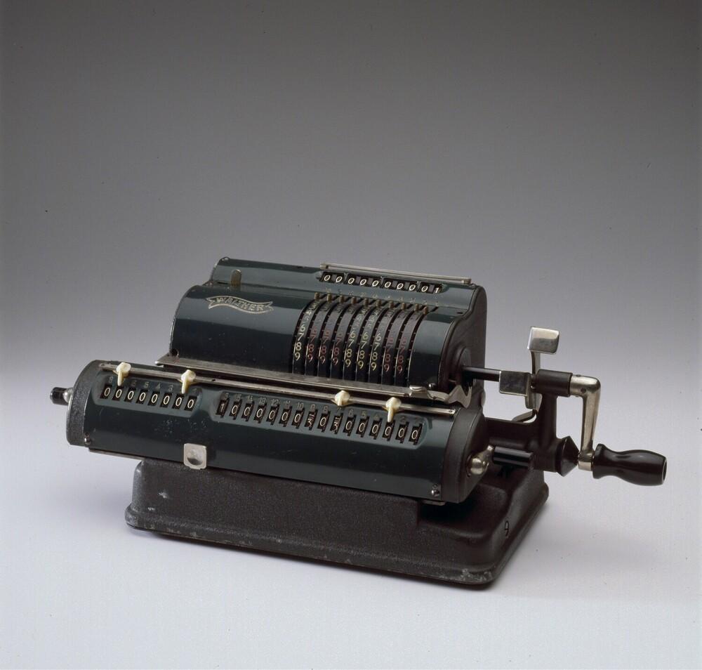 Walther rekenmachine