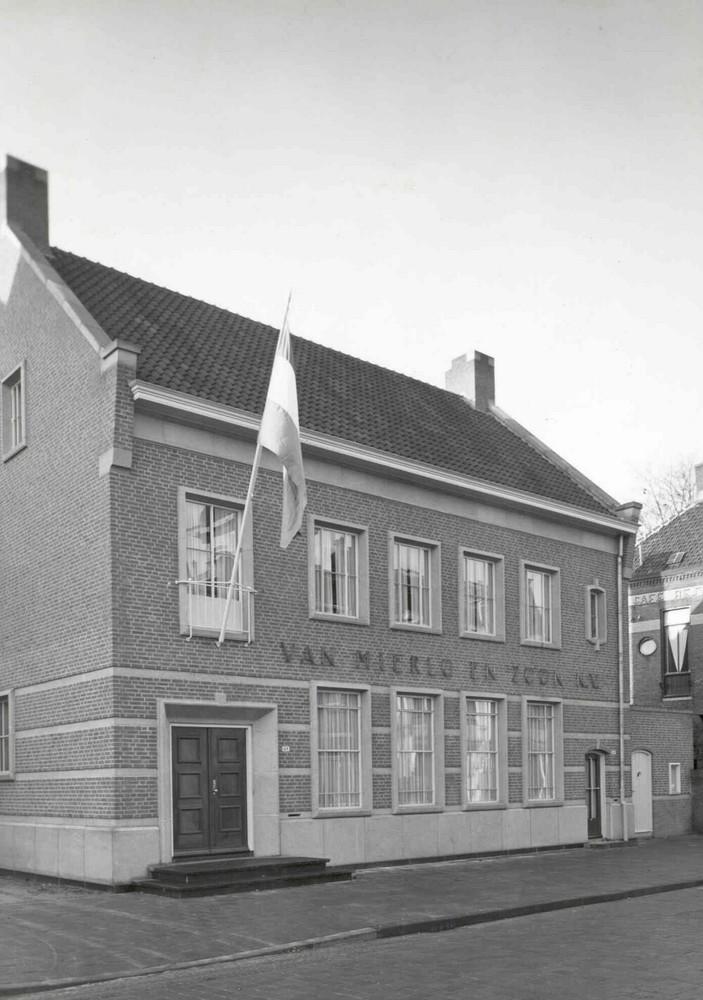 Van Mierlo & Zoon. Dongen, Hoge Ham 128