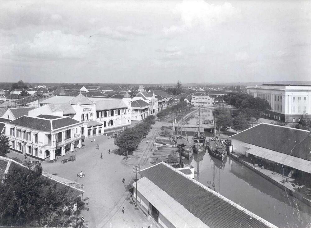 Nederlands-Indië, NHM-agentschap Semarang