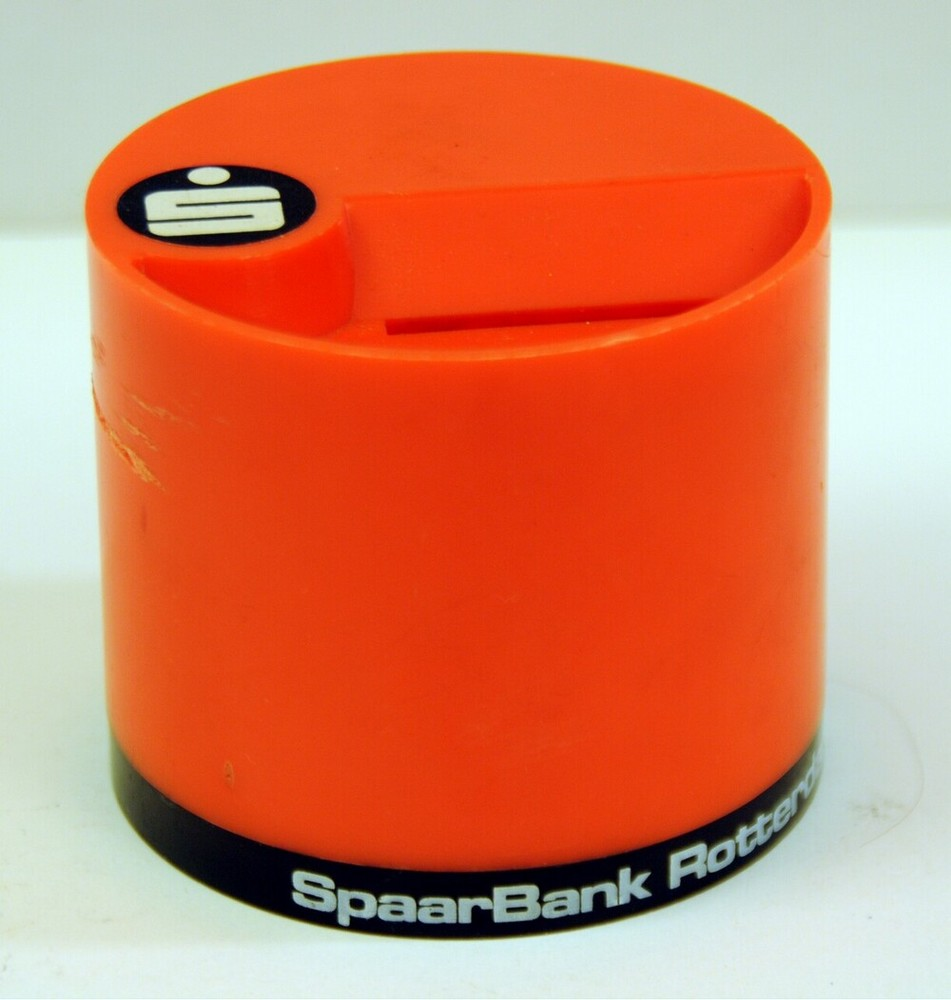 Spaarpot van de SpaarBank Rotterdam
