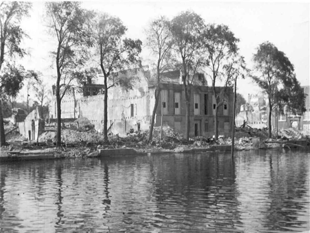 Zuidblaak 72-74, Rotterdam
