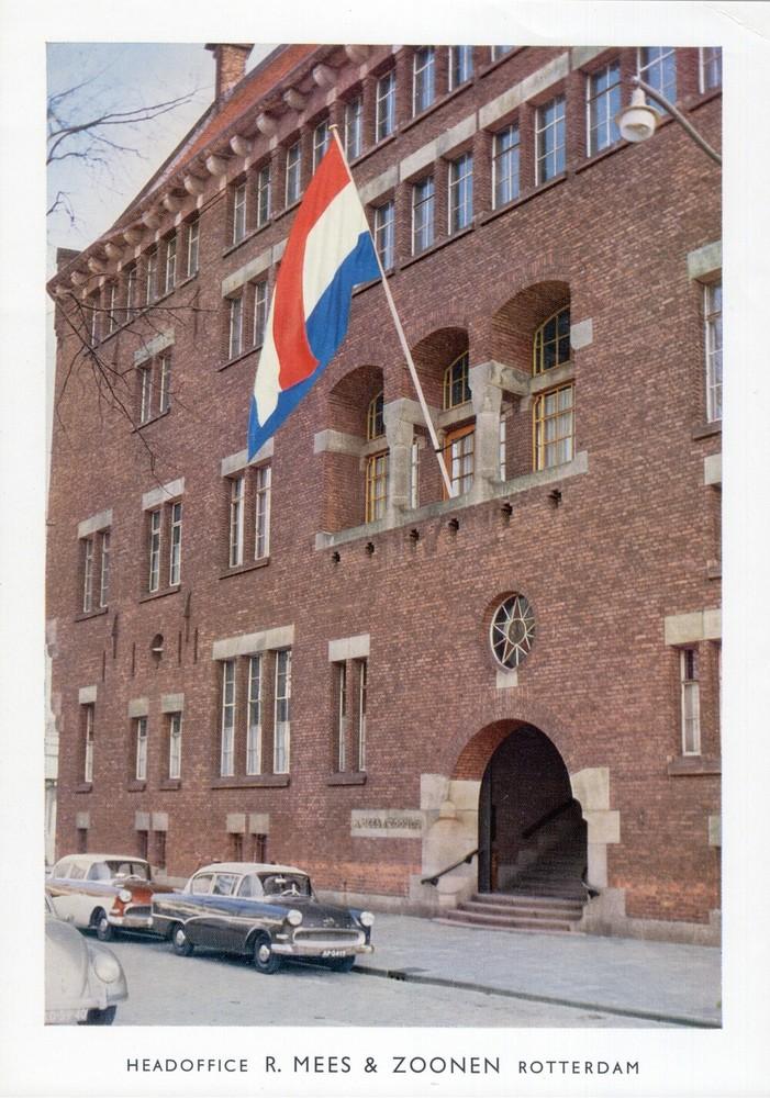 Hoofdkantoor R. Mees & Zoonen, Blaak 10, Rotterdam
