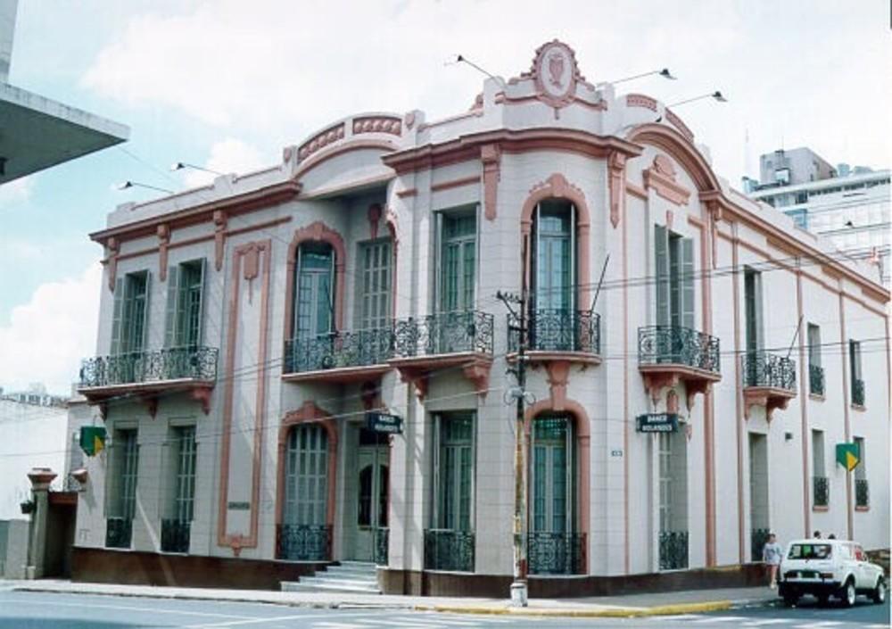Paraguay, Asunción, Independencia Nacional: Banco Holandes