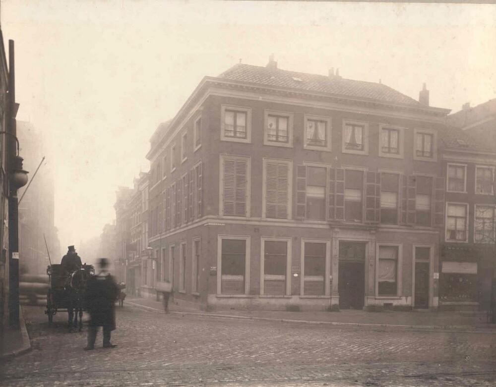 Bank voor Effecten & Wisselzaken. Den Haag, Herengracht 2