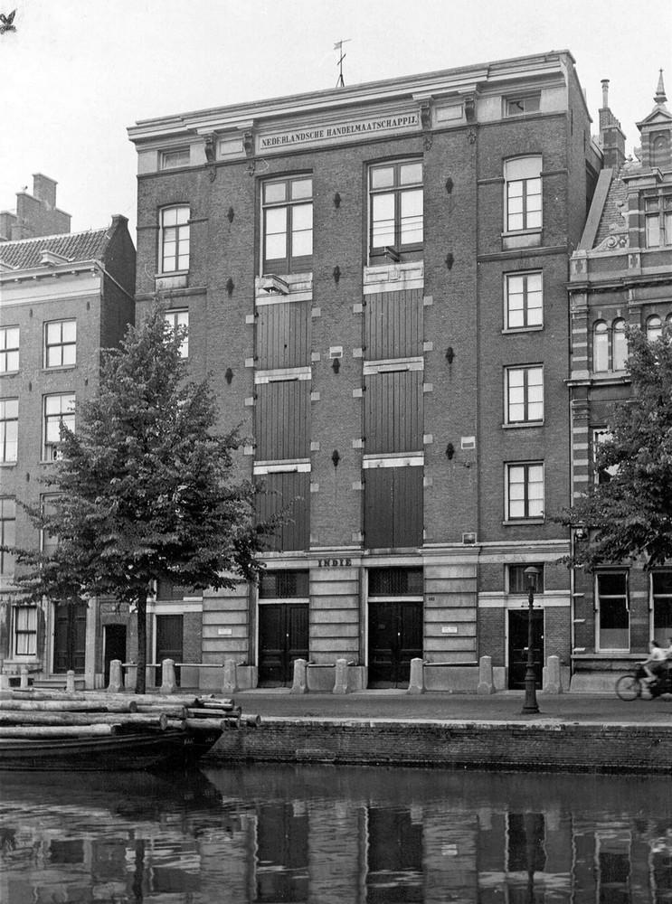 Pakhuis Indië, Keizersgracht 493, Amsterdam