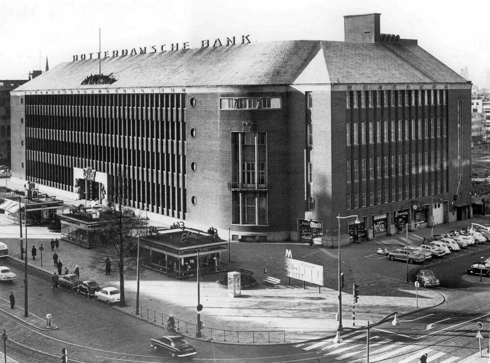 Rotterdamsche Bank, Coolsingel 119, Rotterdam