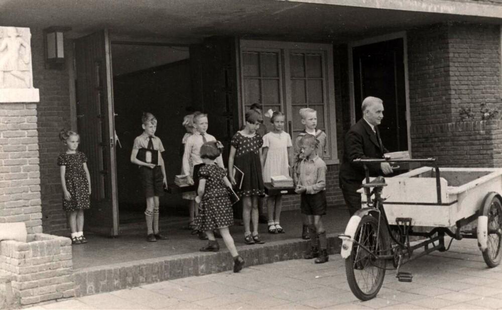 Schoolsparen Nutsspaarbank te Alkmaar