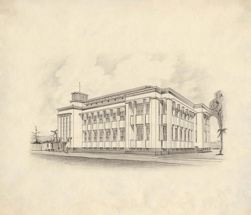 NHM-agentschap, Medan, Indonesië