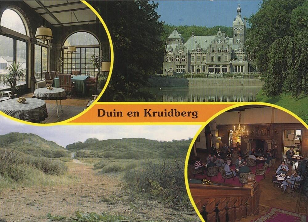 Duin en Kruidberg, Santpoort