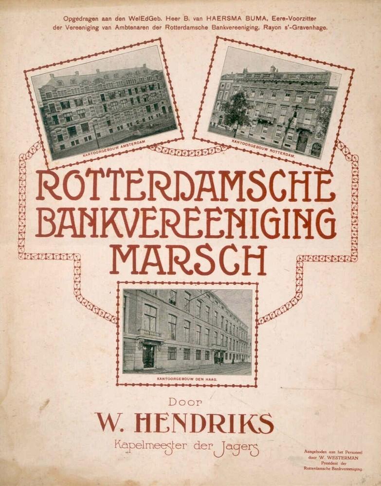 Rotterdamsche Bankvereenigingsmarsch