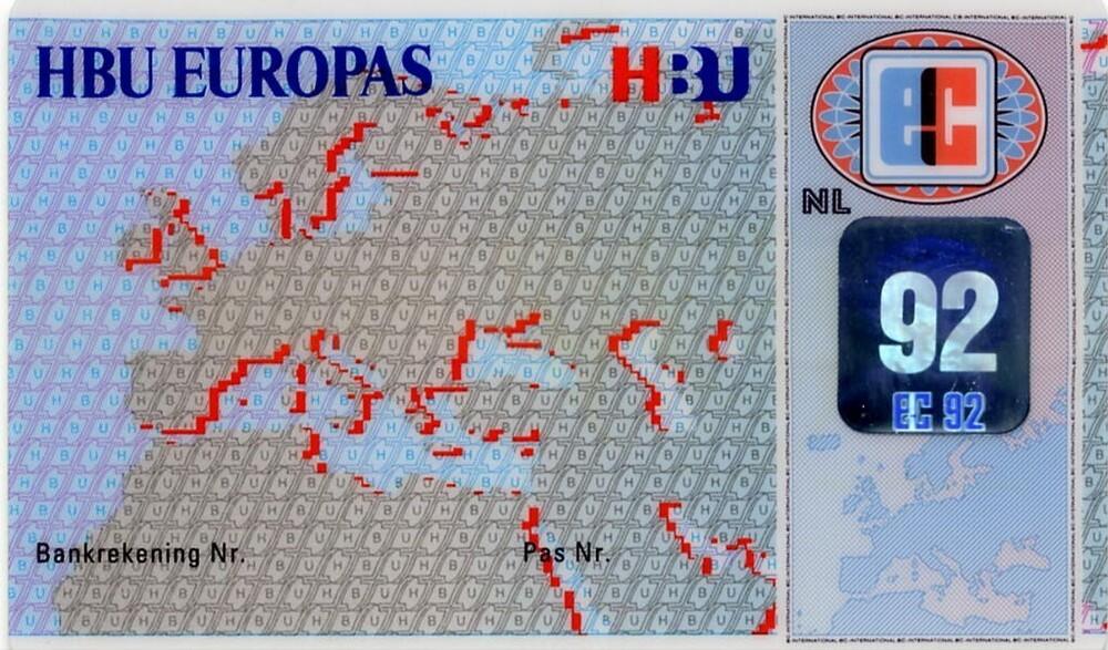 Europas Hollandsche Bank-Unie