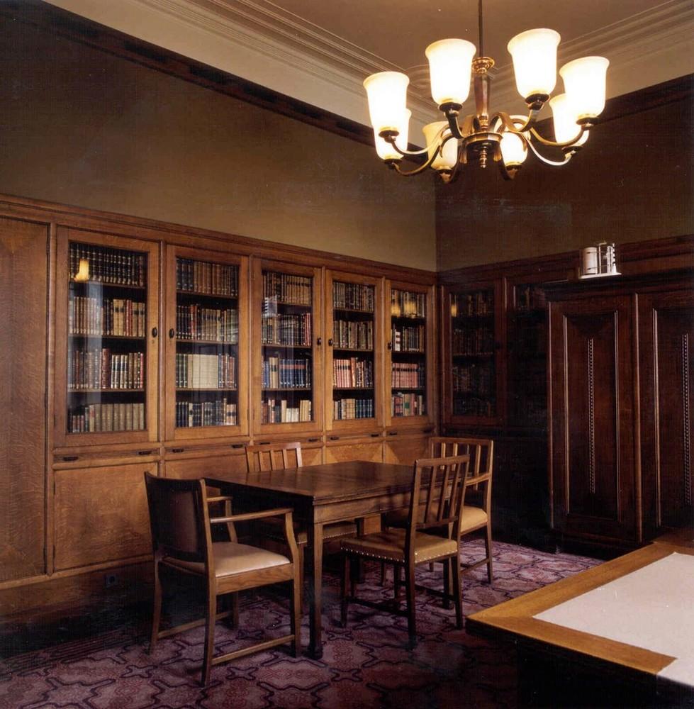 Amsterdam, Vijzelstraat 32, de Oude Bibliotheek