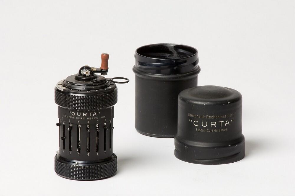 Rekenmachine Curta