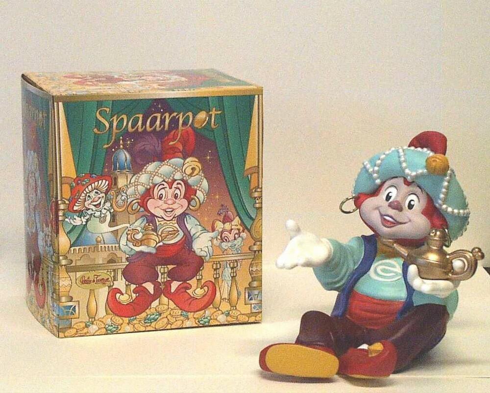 Pardoes spaarpot (Efteling)