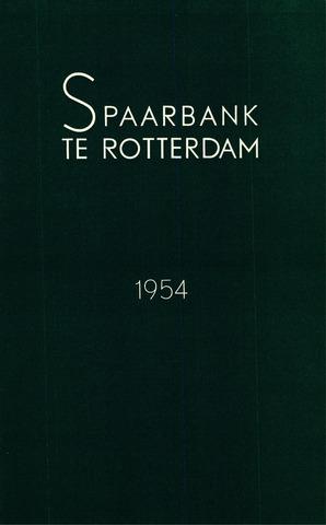 Spaarbank te Rotterdam 1954
