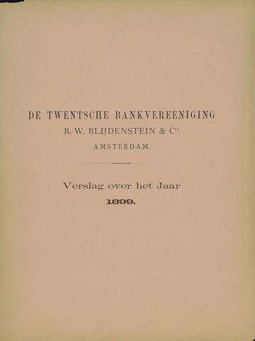 Twentsche Bank 1899