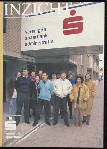 Verenigde Spaarbank - InZicht 1991