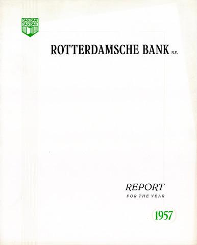 Rotterdamsche Bank 1957