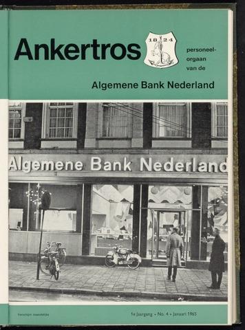 Algemene Bank Nederland - Ankertros 1965
