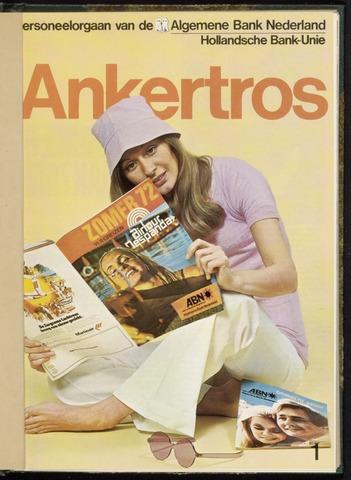 Algemene Bank Nederland - Ankertros 1972