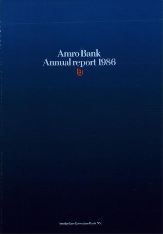 Amro Bank 1986