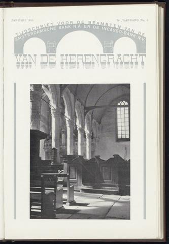 Amsterdamsche Bank - Van de Herengracht 1955