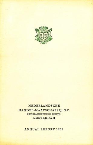 Nederlandsche Handel-Maatschappij 1961