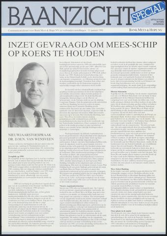 Bank Mees & Hope - Baanzicht 1991