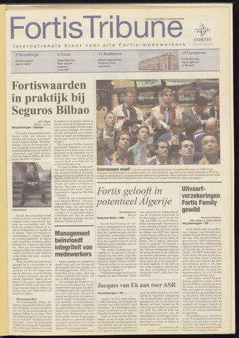 Fortis - Tribune 2002