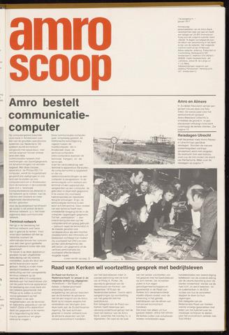 Amro Bank - Amroscoop 1977
