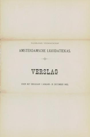 Amsterdamsche Liquidatiekas - Amsterdamsche Goederenbank 1902-01-01