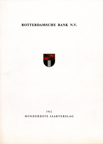 Rotterdamsche Bank 1962