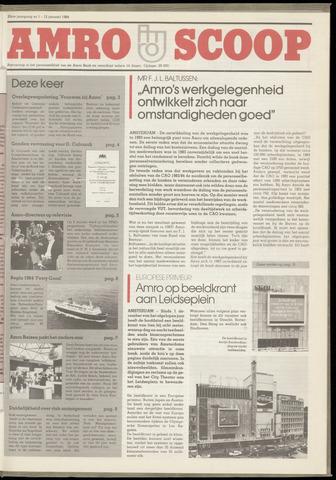 Amro Bank - Amroscoop 1984