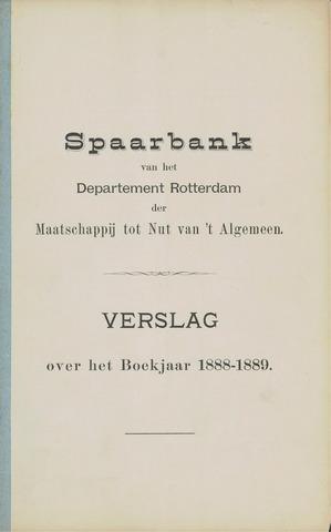 Spaarbank te Rotterdam 1888