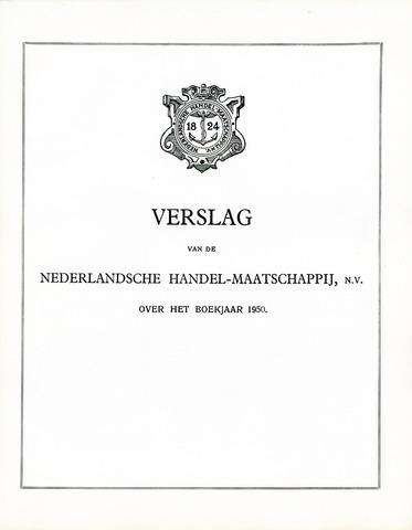 Nederlandsche Handel-Maatschappij 1950