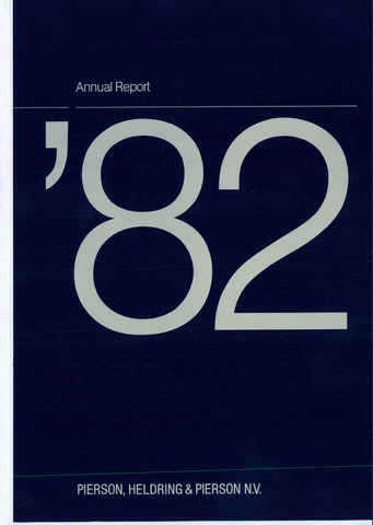 Pierson, Heldring & Pierson 1982