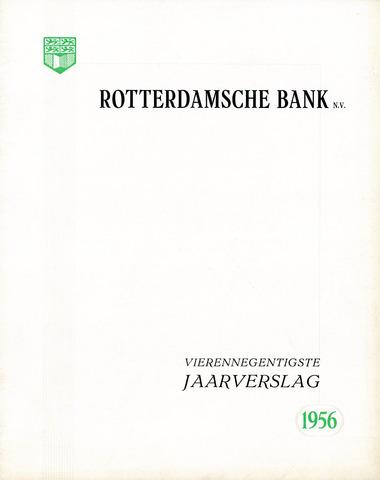 Rotterdamsche Bank 1956