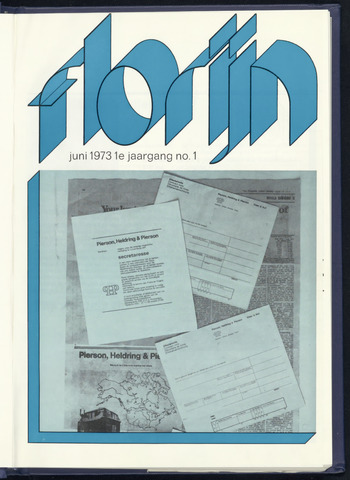 Pierson, Heldring & Pierson - Florijn 1973