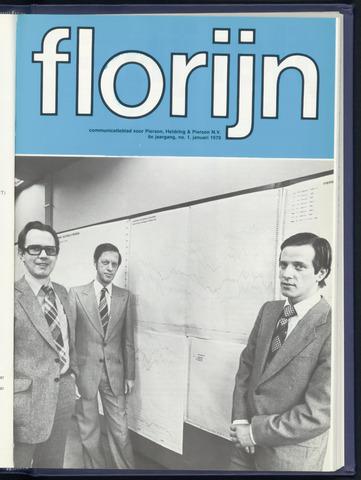 Pierson, Heldring & Pierson - Florijn 1978