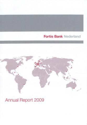 Fortis Bank Nederland 2009