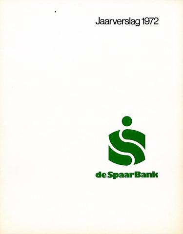 Spaarbank te Rotterdam 1972