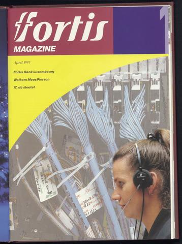 Fortis - Fortis Magazine 1997