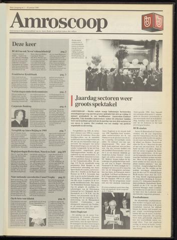 Amro Bank - Amroscoop 1990