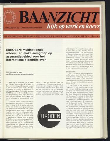 Bank Mees & Hope - Baanzicht 1971