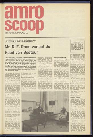 Amro Bank - Amroscoop 1973