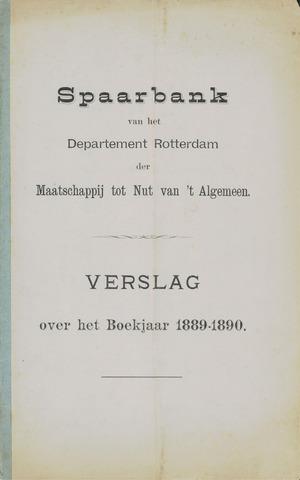 Spaarbank te Rotterdam 1889