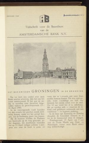 Amsterdamsche Bank - AB 1948