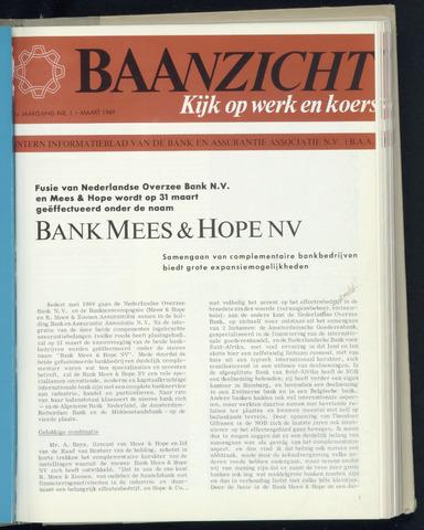 Bank Mees & Hope - Baanzicht 1969
