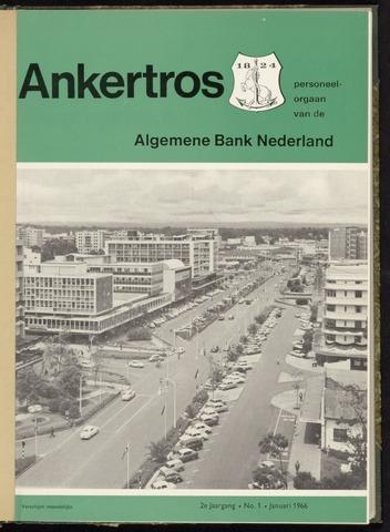 Algemene Bank Nederland - Ankertros 1966