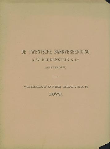 Twentsche Bank 1879